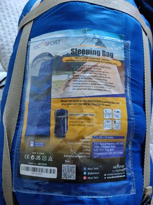 Sleeping bag 20F for Sale in San Diego, CA