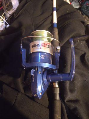"""CABELA'S """"KING KAT 2"""" FISHING POLE for Sale in Denver, CO"""