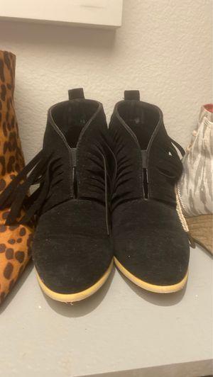 Fringe heels for Sale in Fort Worth, TX