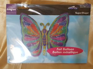 Butterfly Foil Balloon for Sale in Patterson, CA