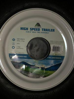 Marathon log splitter tire for Sale in Eagleville, PA