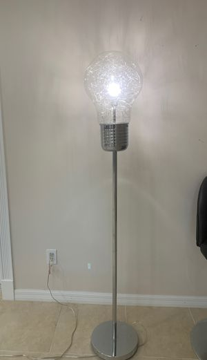 💡 Light Bulb Floor Lamp💡 for Sale in Orlando, FL