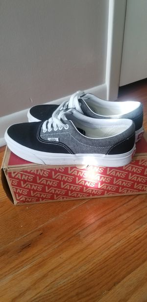 Van's men's shoes new with box for Sale in Des Moines, IA