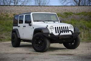 2015 Jeep Wrangler Unlimited for Sale in  Richardson, TX
