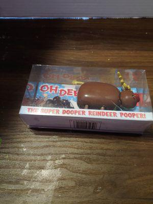 The Super dooper Reindeer pooper Jelly Bean Dispenser for Sale in West Palm Beach, FL
