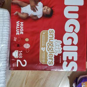 Huggies Diapers for Sale in Newark, NJ