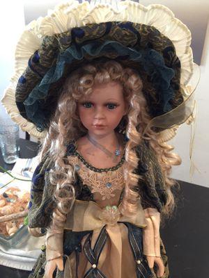 Antique doll will deliver locally for Sale in Trenton, NJ