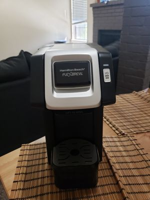 Coffee maker hamilton Beach flexbrew for Sale in Dallas, TX