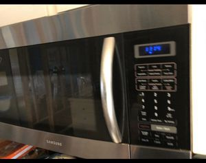 Samsung microwave for Sale in Hillsboro, OR