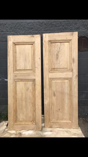 "solid doors 30""x84"" for Sale in Denver, CO"