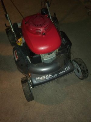 Honda harmony 2 for Sale in Fresno, CA