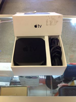 Apple tv for Sale in Huffman, TX