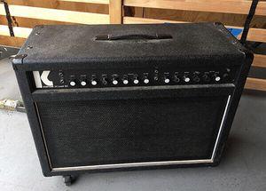 Kustom III Lead SC Amplifier for Sale in San Diego, CA