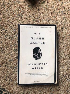 Glass Castle Book for Sale in Normal, IL