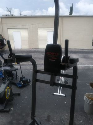 Fitness 1500 dip and pullup machine for Sale in Tampa, FL