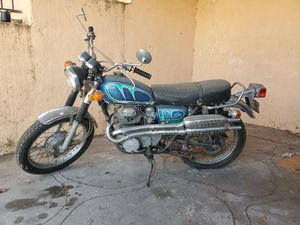 1973 Honda CL350 Scrambler - Motorcycle for Sale in Los Angeles, CA