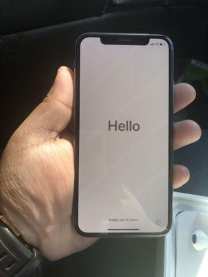 IPhone x for Sale in Trenton, NJ
