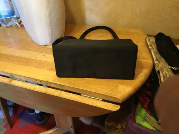 Kate Spade Original Vinyl Bag- All handbags and more must go. lots of free stuff too. Asking $35
