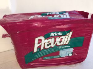 Prevail pampers $2 each size M for Sale in Cicero, IL