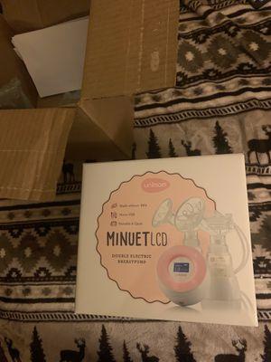 MinuetLCD Breast pump for Sale in San Antonio, TX