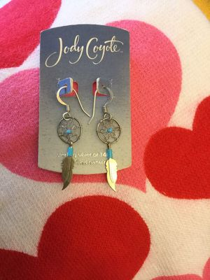 Western style silver jewelry / earrings for Sale in Alexandria, VA