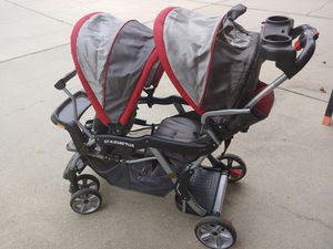 Baby Trend Sit-N-Stand Plus double stroller for Sale in Virginia Beach, VA