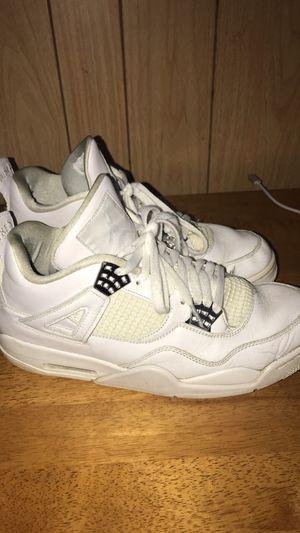 Jordan's Men Retro 4 Size 11 for Sale in Silver Spring, MD