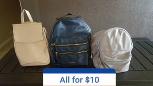 Bags/backpacks/purses for Sale in North Las Vegas, NV