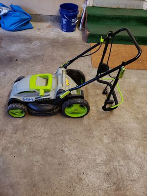 Electric lawnmower for Sale in Waldorf, MD