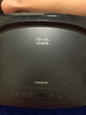 Linksys g router Linksys WRT54G2 Wireless-G Broadband Router for Sale in New York, NY