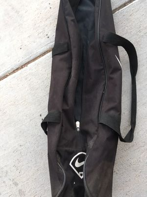 Little league baseball bat and Nike bag for Sale in Las Vegas, NV