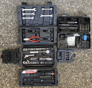 Foldable Tool Box Kit for Sale in Woodinville, WA