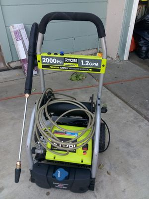 Pressure washer for Sale in Fontana, CA