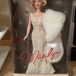 Marilyn Monroe Barbie doll for Sale in Garden City, MI