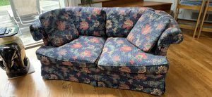 Floral couch for Sale in Weston, CT