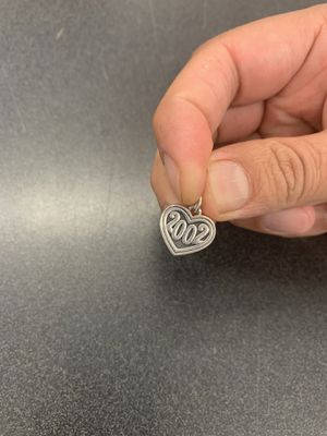 Retired James Avery 2002 In Heart Charm for Sale in San Antonio, TX