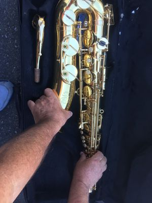 Saxophone mint RSR made in USA rare for Sale in West Menlo Park, CA
