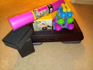 Multiple workout equipment sets for Sale in Southfield, MI