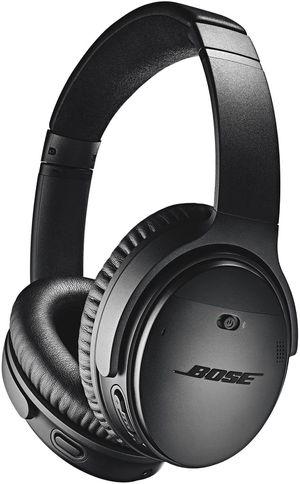 Bose QuietComfort 35 II Wireless Bluetooth Headphones, Noise-Cancelling, with Alexa voice control - Black for Sale in Trenton, NJ