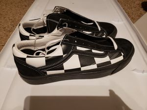 Van's original checkered size 11 for Sale in Post Falls, ID