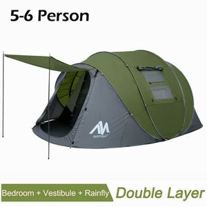 5-6 Person Instant Pop Up Waterproof Tent For Family Backpacking Hiking Camping for Sale in Henderson, NV