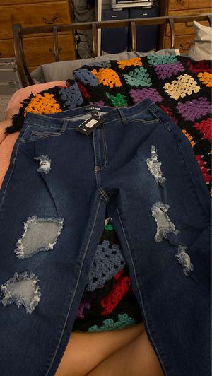 Fashion Nova needing something jeans. for Sale in Chesapeake, VA