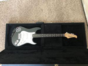 Guitar and case for Sale in Virginia Beach, VA