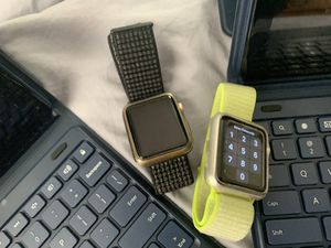 Apple watches in onn. Tables for Sale in Lincoln, NE