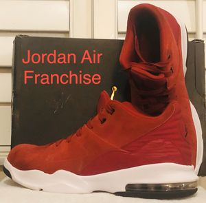 """Jordan Franchise Suede """"Gym Red"""" for Sale in Land O Lakes, FL"""