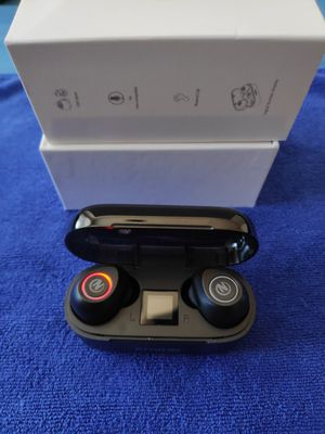 Bluetooth headphones wireless earbuds headset for iphone ipad samsung mac tablet laptop pc airpods desktop gaming for Sale in Las Vegas, NV