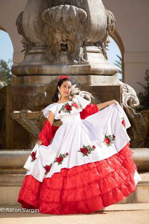 Mexican Quinceanera Dress for Sale in Riverside, CA
