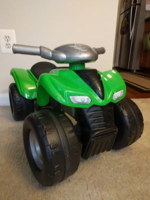 Kawasaki ATV Riding Toy for Sale in Alexandria, VA