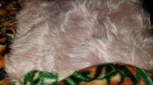 Faux fur rug for Sale in Sanger, CA