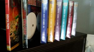 South park season 1-6 and movie with bonus dvd for Sale in Anaheim, CA